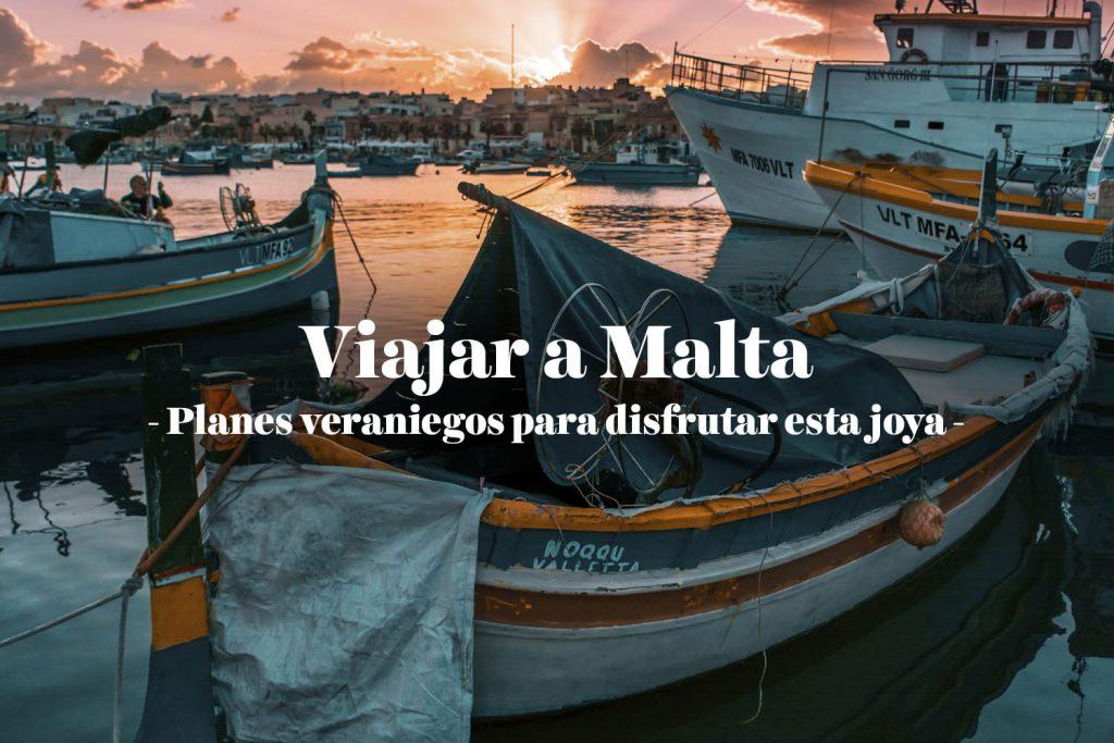 ESTUDIA EN MALTA ¡Y VISITA EUROPA!