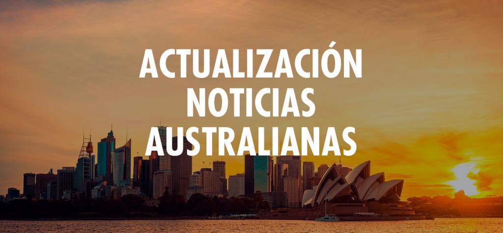 FASES DEL PLAN NACIONAL CONTRA EL COVID EN AUSTRALIA